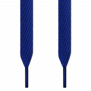 Extrabreite blaue Schnürsenkel