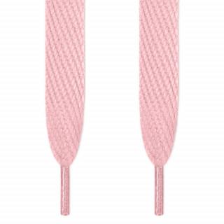 Superbreite, rosa Schnürsenkel