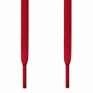 Ovale, rote Schnürsenkel